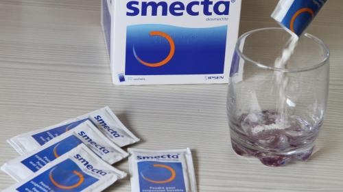 L'Agence du médicament recommande d'éviter le Smecta avant l'âge de 2 ans