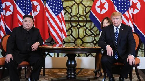"""""""On attendait au moins quelques annonces"""" : pourquoi le sommet entre Kim Jong-un et Donald Trump a déraillé"""