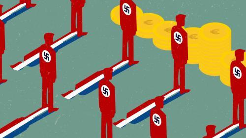 Qui sont les 54 Français liés au régime nazi qui perçoivent encore une pension de l'Etat allemand ?
