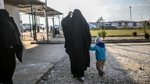 Cinq questions sur les enfants de jihadistes français qui viennent d'être rapatriés de Syrie