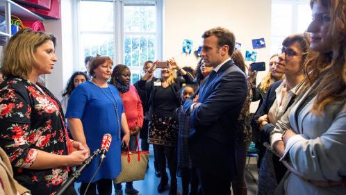 """Grand débat national : Emmanuel Macron propose """"des mécanismes de garantie"""" des paiements des pensions alimentaires"""