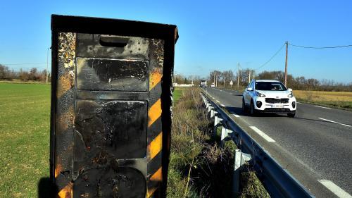 VIDEO. Sécurité routière : 75% des radars ont été dégradés, les infractions en nette hausse à proximité, affirme Christophe Castaner