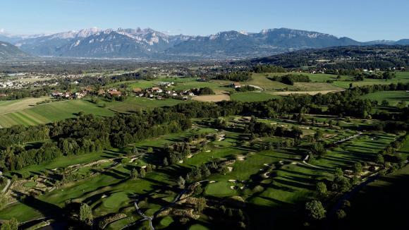 Le Golf d\'Esery aux portes de Genève prétend au Label Argent dans le programme en faveur de la biodiversité.