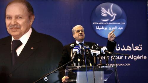 Algérie : Abdelaziz Bouteflika se sépare de son fidèle directeur de campagne