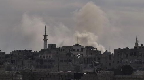 Syrie : de la chlorine a bien été utilisée lors de l'attaque chimique contre la ville de Douma en 2018