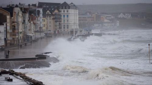 Tempête Freya : Météo France place en vigilance orange aux vents violents 43 départements de la moitié nord du pays