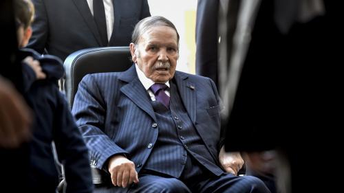 DIRECT. Algérie : Bouteflika promet une transition politique en cas de victoire à la présidentielle