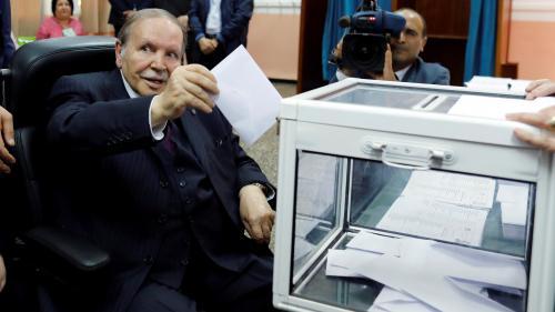 Présidentielle en Algérie : la candidature d'Abdelaziz Bouteflika officiellement déposée au Conseil constitutionnel