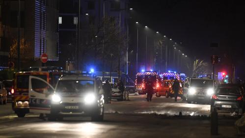 Grenoble : nuit d'émeutes après la mort de deux jeunes lors d'une course-poursuite en scooter avec la police