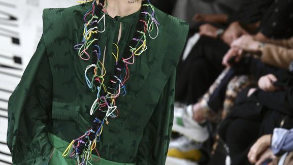 501167c621c Fashion Week   les jeunes créateurs engagés pour une mode bonne pour ...