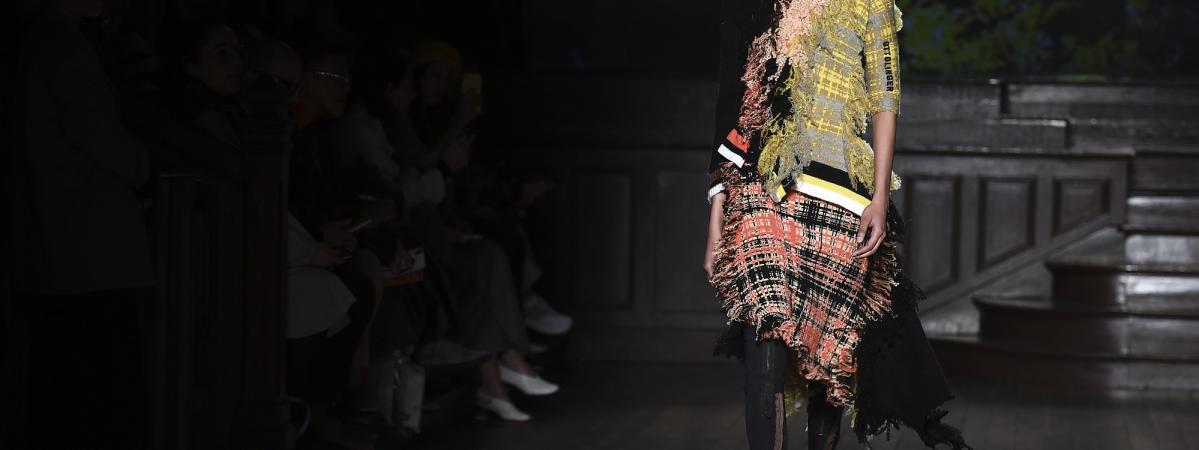 841ddeab5ce Fashion Week   les jeunes créateurs engagés pour une mode bonne pour la  planète