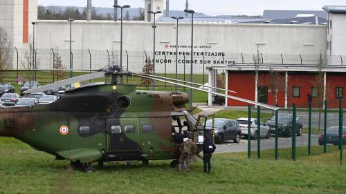 Ce que l'on sait de l'agression de deux surveillants par un détenu à la prison de Condé-sur-Sarthe