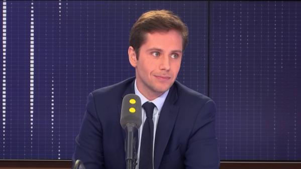 """Élections européennes : """"Les temps qu'on vit sont dramatiques"""", estime Pieyre-Alexandre Anglade"""