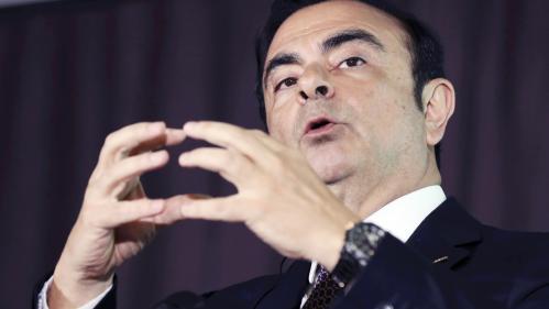 Affaire Carlos Ghosn : l'ex-patron de Renault a payé sa caution de 8 millions d'euros