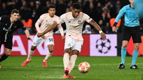 Ligue des champions : le penalty qui élimine le PSG contre Manchester United était-il justifié ?
