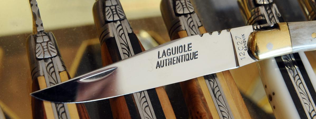 Aveyron : le village de Laguiole fait annuler une vingtaine de marques qui usurpaient son nom