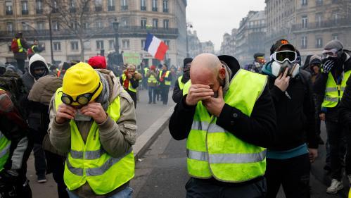 """""""Gilets jaunes"""" : quatre questions sur l'enquête réclamée par l'ONU sur l'""""usage excessif de la force"""" lors des manifestations"""