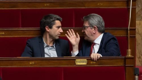 """Ruffin se dit """"encouragé"""" par Mélenchon à """"ne pas fermer la porte de la présidentielle"""""""