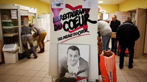 """Collecte des Restos du Cœur : l'association espère qu'elle permettra de récolter """"8 000 tonnes de produits"""""""