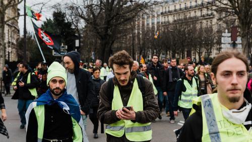 """DIRECT. """"Gilets jaunes"""" : un sit-in annoncé à Paris pour le 17e samedi de mobilisation, les manifestants délogés vendredi soir"""