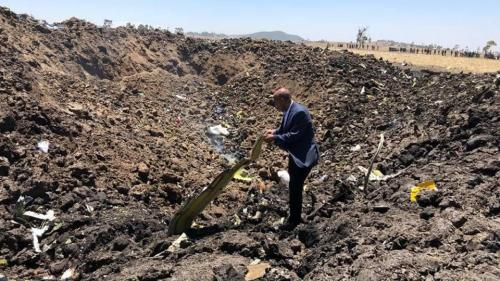 Ce que l'on sait du crash d'un avion d'Ethiopian Airlines, qui a fait 157 morts
