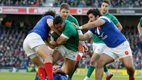 Tournoi des six nations : le XV de France impuissant face à l'Irlande (26-14)
