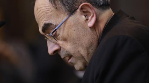 Lyon: le cardinal Barbarin n'a pas célébré la messe ce dimanche