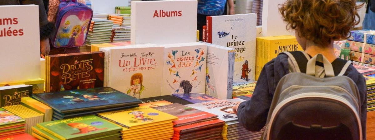 Les Petits Champions De La Lecture 2018 Sur Le Plateau De La Grande Librairie