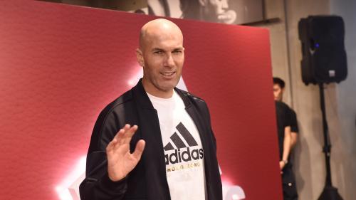 Foot : neuf mois après sa démission, Zinédine Zidane revient au Real Madrid comme entraîneur