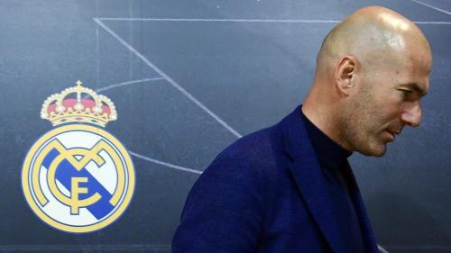 Football : quatre raisons qui ont poussé Zinédine Zidane à reprendre les rênes du Real Madrid