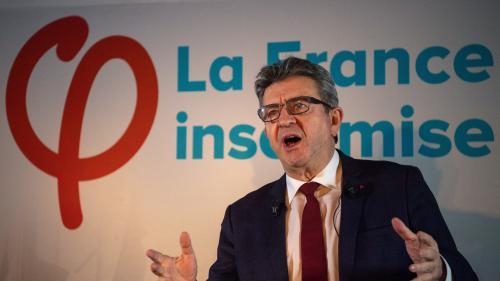 """""""Sortez des traités, stupides !"""" : dans une tribune, Jean-Luc Mélenchon répond à Emmanuel Macron sur l'Europe"""