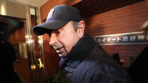 Japon : la justice refuse que Carlos Ghosn assiste au conseil d'administration de Nissan mardi