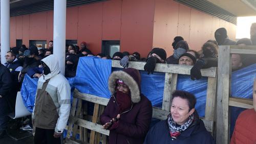 Mobilisation des surveillants de prison: 18 établissements concernés selon l'administration pénitentiaire, une centaine selon FO