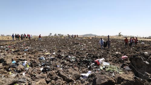 Qui sont les victimes du crash d'un avion d'Ethiopian Airlines?