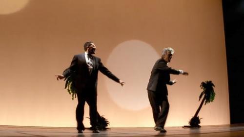 """Une pétition lancée pour qu'Alain Chabat et Gérard Darmon dansent """"La Carioca"""" lors du Festival de Cannes"""