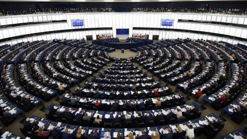 """""""Le parti d'Emmanuel Macron au Parlement européen"""" a-t-il été financé par des multinationales ? On a décortiqué les accusations de Marine Le Pen"""