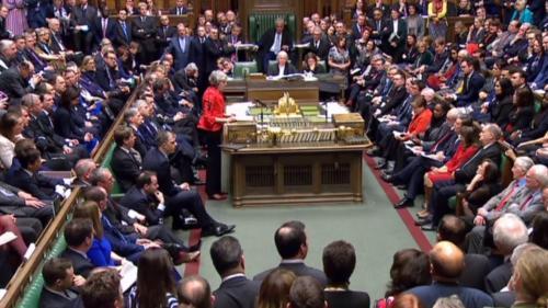 Brexit : l'accord de divorce rejeté une deuxième fois par les députés britanniques