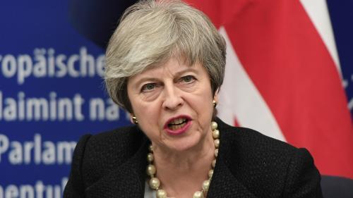 DIRECT. Theresa May s'exprime devant le Parlement britannique pour défendre son accord sur le Brexit. Regardez son allocution