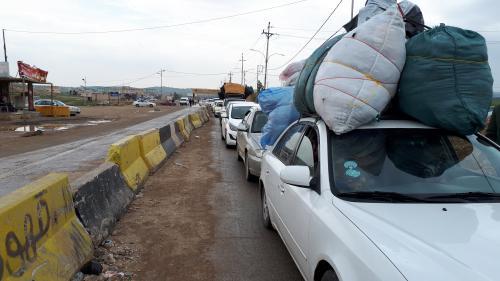 VIDEO. Syrie : huit ans après le début de la guerre, le timide retour des réfugiés depuis la Jordanie