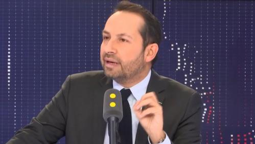 """VIDEO. """"Intellectuellement, c'est acté dans sa tête"""" : Sébastien Chenu est sûr qu'Emmanuel Macron va céder le siège de la France à l'ONU"""