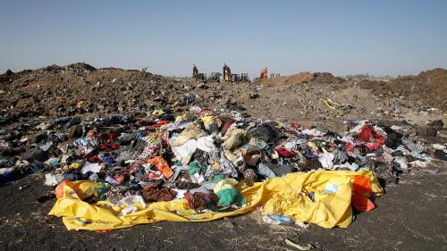 """Crash du Boeing 737 MAX 8 : l'Ethiopie """"n'a pas l'équipement"""" pour lire les boîtes noires"""