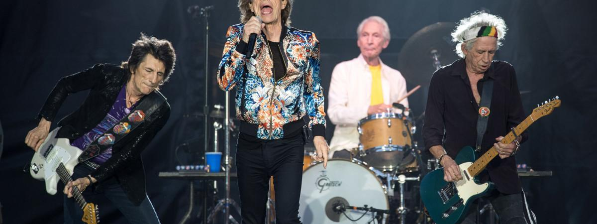 Les Rolling Stones préparent un best of et Keith Richards dévoile un inédit