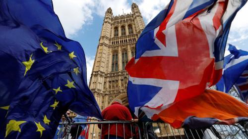 Brexit : les députés britanniques votent pour unreport du divorce et unnouveau vote sur l'accord deretrait de l'UE