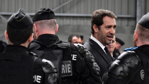 """""""Gilets jaunes"""" : les forces de l'ordre mobilisées contre d'éventuels """"ultraviolents"""", annonce ChristopheCastaner"""