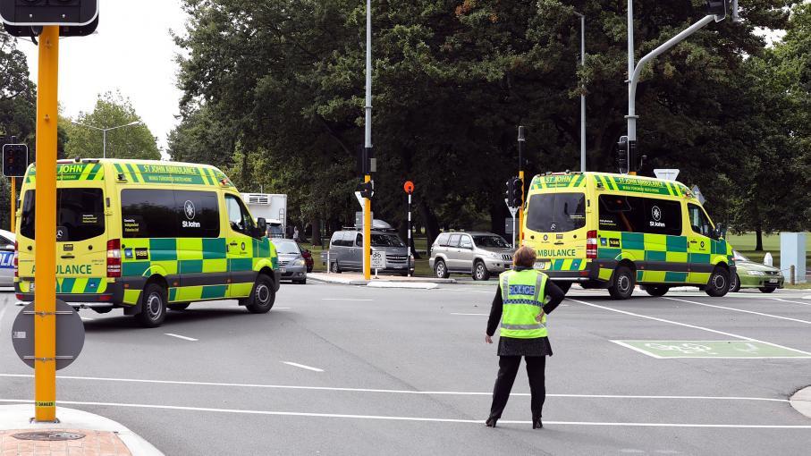 New Zealand Penembakan Image: DIRECT. Nouvelle-Zélande : Des Attaques Contre Deux