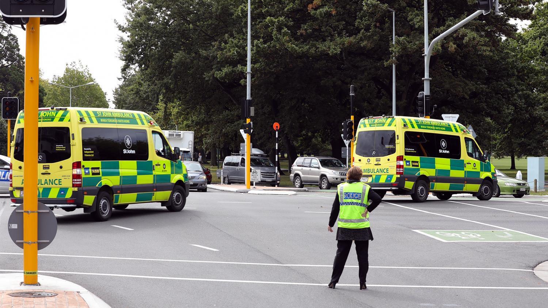 Video De Masacre En Nueva Zelanda Image: DIRECT. Nouvelle-Zélande : Au Moins 49 Morts Dans Un