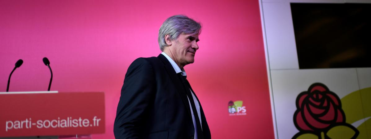 Stéphane Le Foll quitte le bureau national du Parti socialiste
