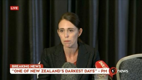 """La Nouvelle-Zélande relève à """"élevé"""" son niveau d'alerte à la sécurité, après les attentats contre deux mosquées à Christchurch"""