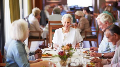 franceinfo seniors. Bien manger pour bien veillir : des repas personnalisés livrés à la maison