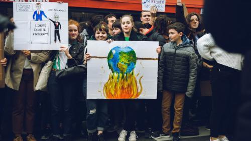 De nouvelles marches pour le climat